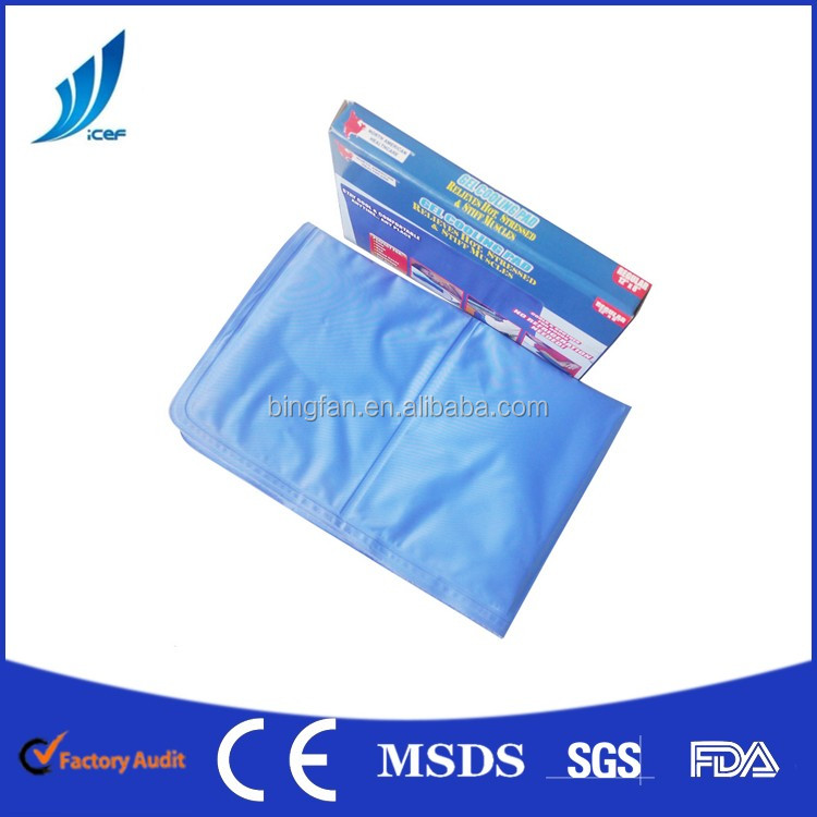 Absorb Heat Cooling Mat Cool Pad Stuffed With Pcm Material