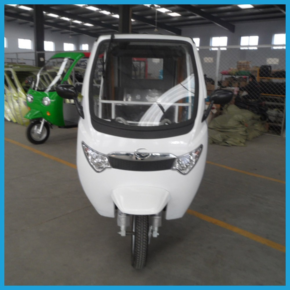 electric auto rickshaw/three wheel vehicle
