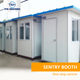 Advertising Promotion Prefab Light Steel Security Room Guard Room
