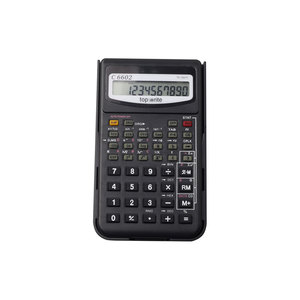 Colorized PS Material 56 Kinds Function 10-Digit Mini Scientific Calculator for Studying