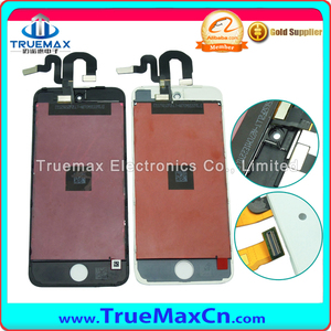 Wholesale for iPod touch 5th digitizer touch screen LCD display assembly 5G 5 Generation
