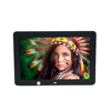 15 inch blue film digital photo frame High Resolution ABS Material Video Playback MP3,etc. Full function