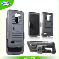 12 Years Manufacturer Rubber Heavy Duty Robot Case for LG X190 Ray
