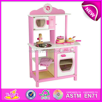 Beautiful wooden toy kitchen toy for kids,pretend kitchen toy set ...