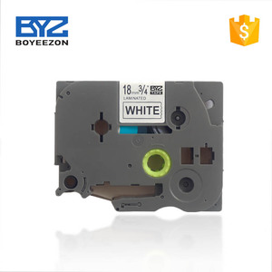 Printing labels company tze 241 aze tape compatible for Brother label maker manual typewriter