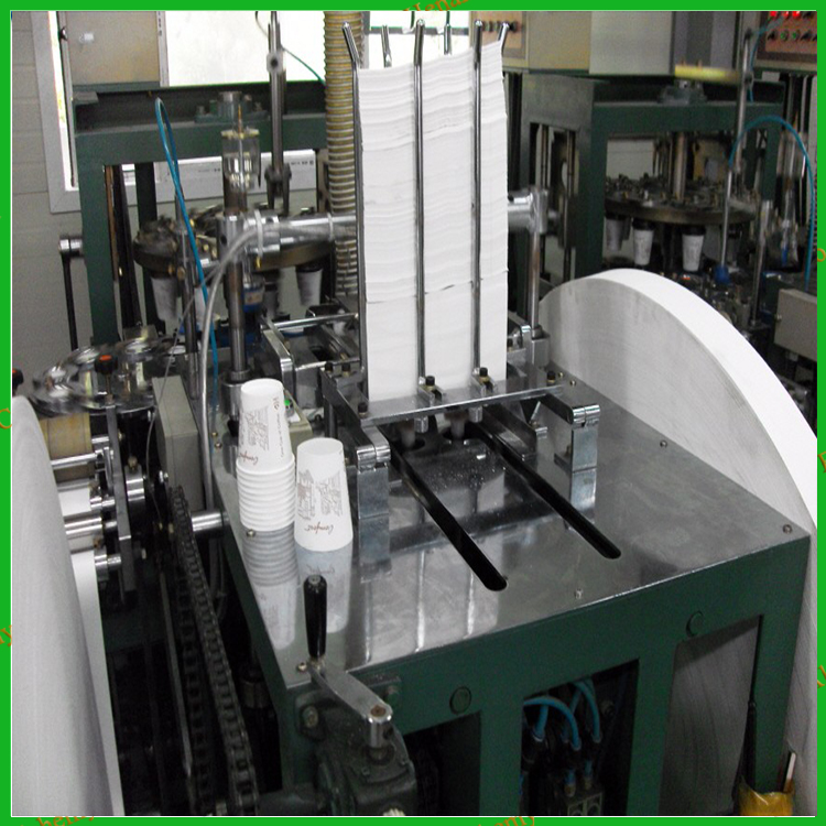 paper cup making machine prices and paper tea glass machine price