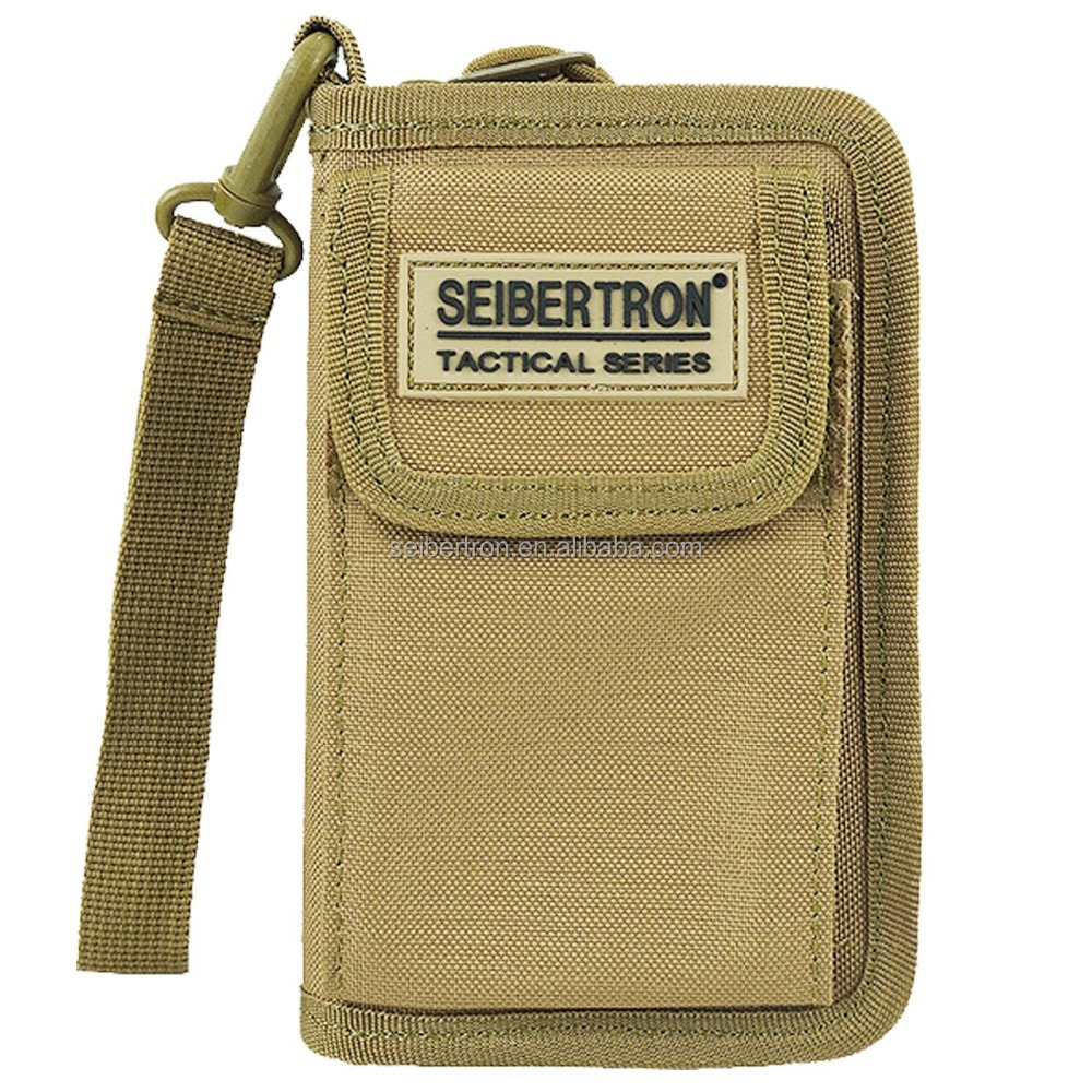 Seibertron Tactical Smartphone Pouch wallet for phone 4.7 Or 5 фото
