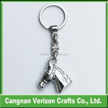 Cheap high quality custom metal keychains or keyrings