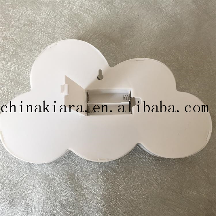 Night Light Christmas Holiday Gift Cloud Signs