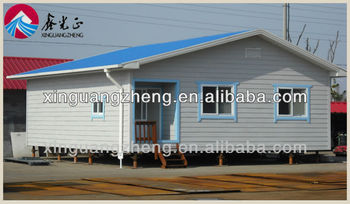 Light Steel Structure Eps Sheet Metal Houses Prefab