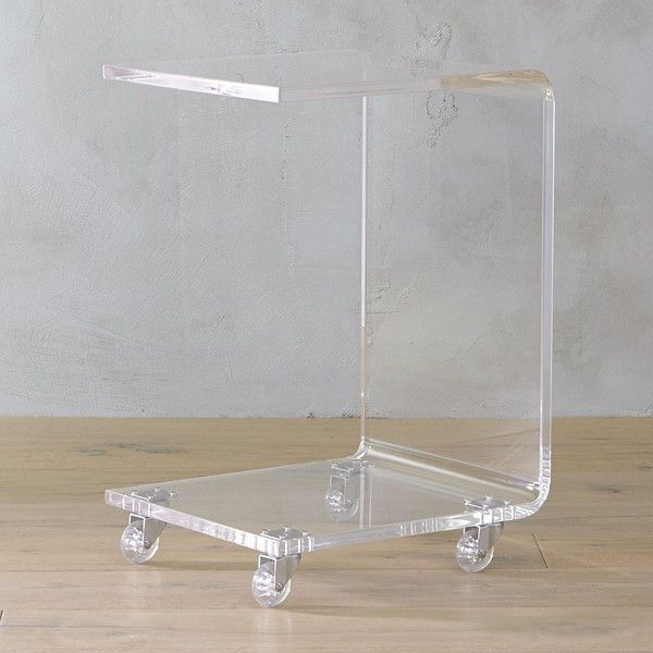 C Shaped Side Table, C Shaped Side Table Suppliers And Manufacturers At  Alibaba.com