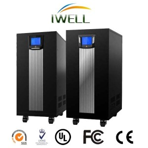 factory priced Shenzhen 40KVA Three Phase UPS for industrial field with Isolation Transformer