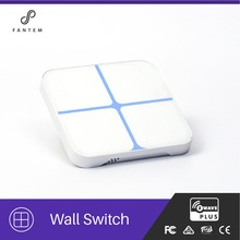 Smart Home Control System Zwave Product Touch Light Switch