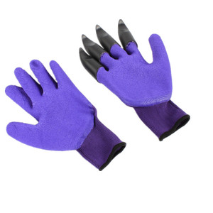 Factory Wholesale Durable Plant Dig Garden Glove