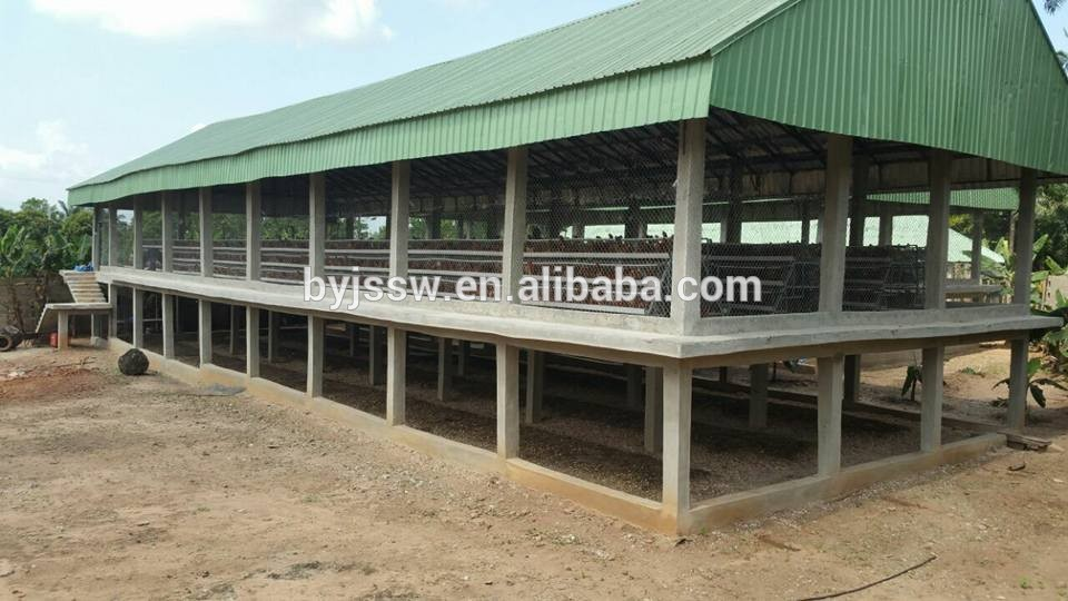 cheap price battery cages commercial egg chicken house