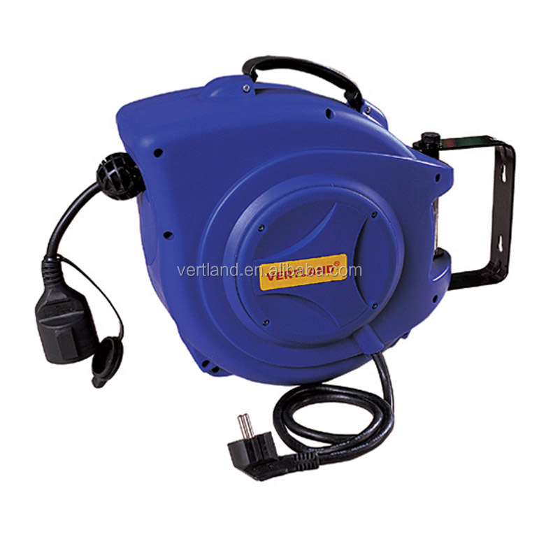 automatic power cord reel with french plug GDT200B