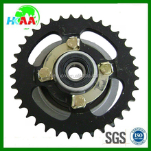 OEM CNC machining service steel motorcycle spare parts china
