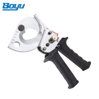 Easy Operation Cutting Tools Manual Ratchet Cable Cutter