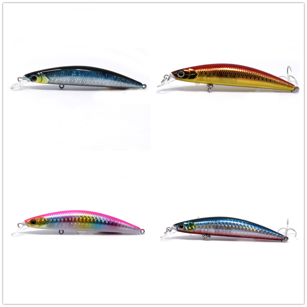 MHL01005095 Wholesale plastic Artificial Bait Type Lifelike fishing lure