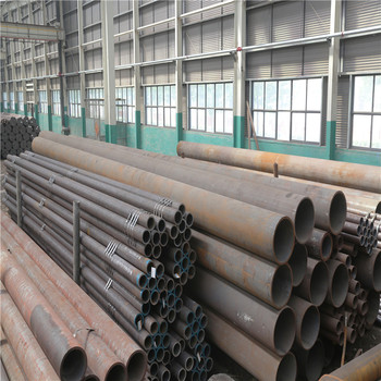 High quality  API5L GR.B low Seamless Black Carbon hot rolled seamless steel pipe