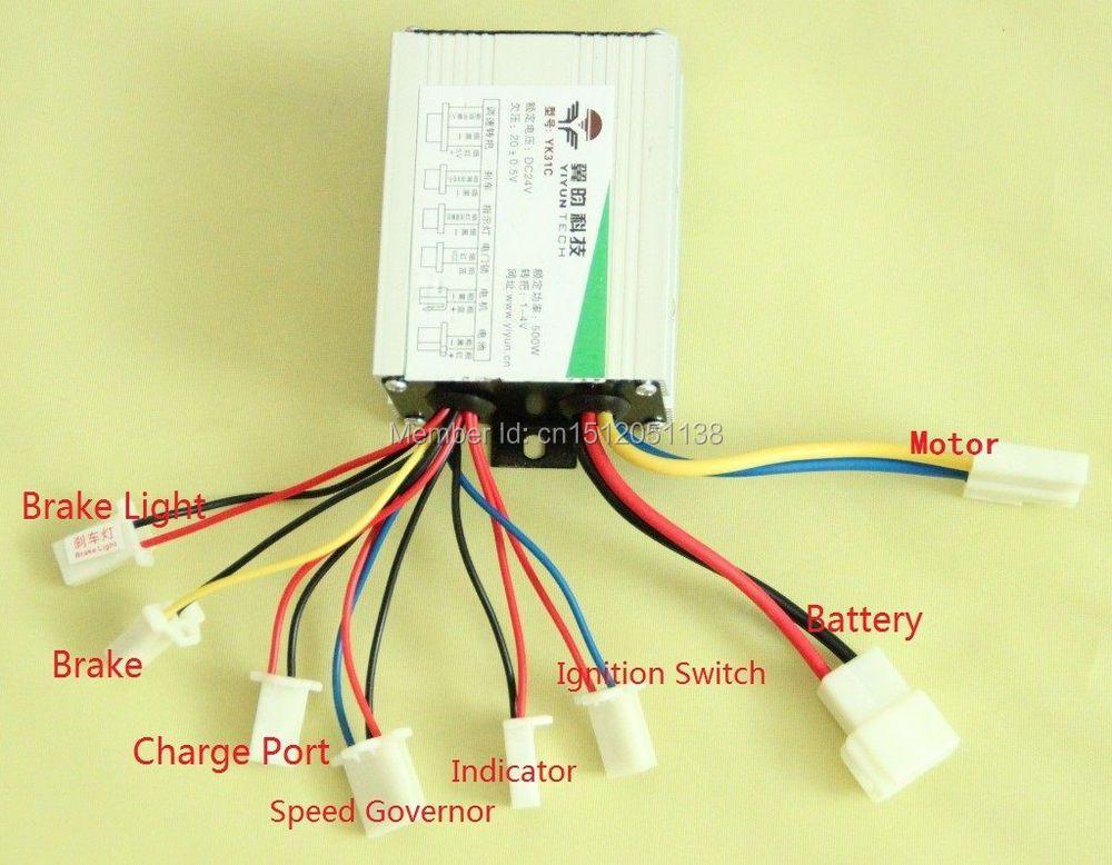 24v speed controller wiring diagram 24v scooter controller reviews - online shopping 24v ... ac motor speed controller wiring diagram #5
