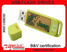 Singapore Gift Wholesale PVC USB Flash Drive