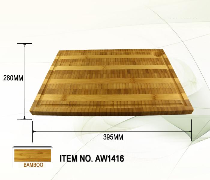 Tres capas de construcci n de chapa de bamb set de - Tabla de cuchillos ...
