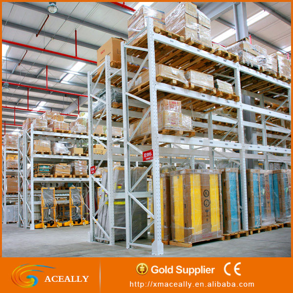 storage racks galvanized welding Selective pallet racking
