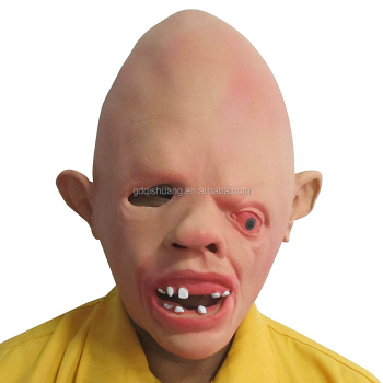 Novelty Latex Rubber Creepy Scary Ugly Horrified Baby Head the Goonies Sloth Mask Halloween Party Costume  sc 1 st  Alibaba & Novelty Latex Rubber Creepy Scary Ugly Horrified Baby Head The ...