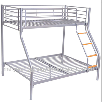 Double En747 Metal Triple Bunk Bed Buy Triple Bunk Bed Metal Bunk