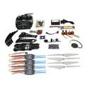 F14893 M DIY RC Drone Quadrocopter Full Set X4M380L Frame Kit APM 2 8 GPS AT9