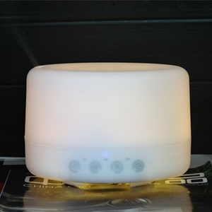 Waterless Auto Shut off DC24V 13W Ultrasonic Multicolor 500ml Aromatherapy Essential Oil Diffuser