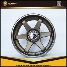 "ZUMBO S0040 Bronze Car Aluminum Alloy Wheel Rim 15"" 16"" 17"" 18"" 20"" 22"""