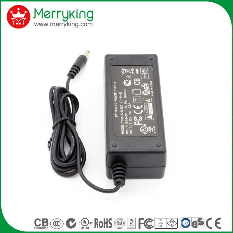 level VI efficiency desktop adapter for asus laptop 19v 1.75a 33w ac adapter switching power supply