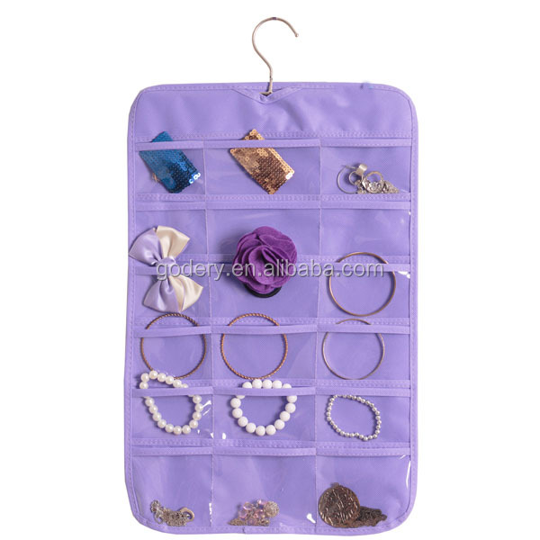 Fabric Hanging Jewelry Organizer Wholesale Jewelry Organizer