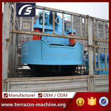 100% Food Grade concrete block making machine for sale stadium wall decoration