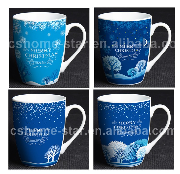 Ceramic Christmas Mugs For Kids With New Designs - Buy Funny ...
