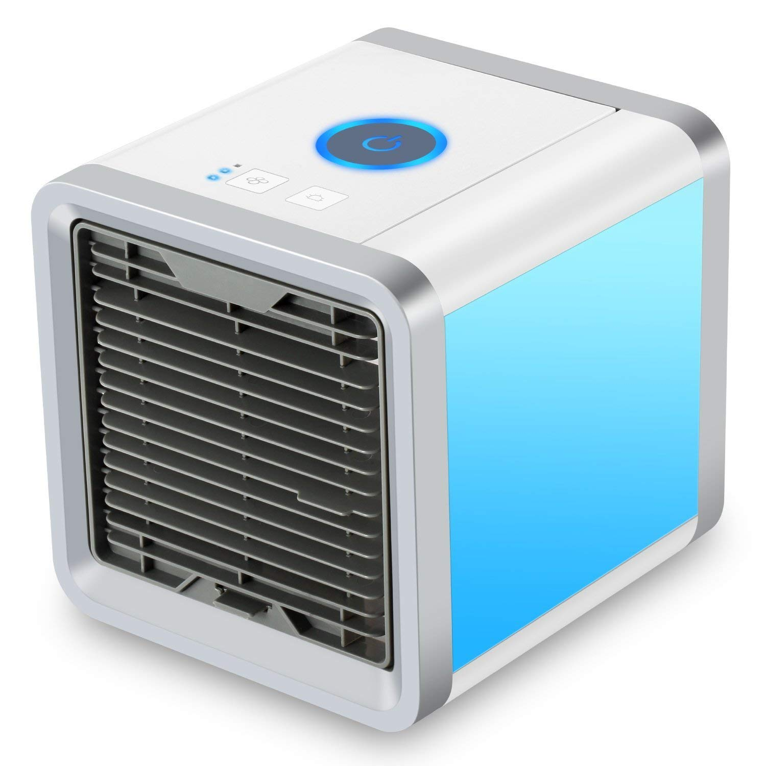 Arctic Air Personal Space Cooler, Portable Air Conditioner Humidifier Purifier for Office, Dorm, Outdoor Camping, USB Charging Supported