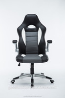 Comfortable high back and PU cover seat racing gaming chairs for office and home