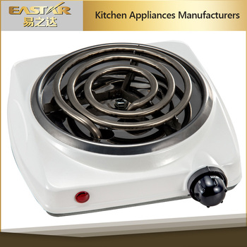 Commercial Stainless Steel Kitchen Appliance Electric Cooker Electric Hot  Plate Single Electric Stove Price In India