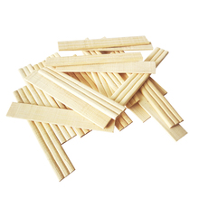 <span class=keywords><strong>DIY</strong></span> kerst decoratie <span class=keywords><strong>handgemaakte</strong></span> bamboe slice hout slices <span class=keywords><strong>diy</strong></span> wood craft voor decoratie, 500 g/zak