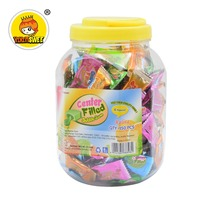 New product hot sell kelita center filled fruity bubble gum