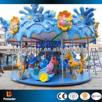Amusement Park Rides Playground China Backyard Amusement Rides Carousel