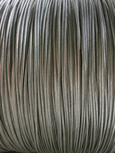 1X7 galvanized steel wire rope for winch