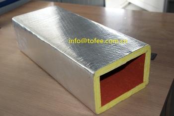 Fiberglass Duct Board Buy Glass Wool Ducting Board Pre