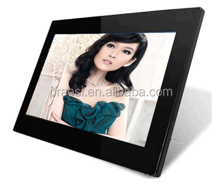 "music / video digital picture album 10"" photo mp3 video free download in SD card"