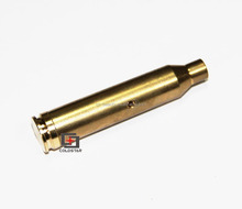 Tactical airsoft 7mm EM MAG Laser Cartridge Bore Sight Red Laser Boresight Boresighter Brass