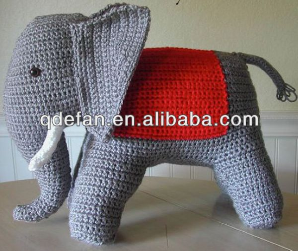 Handmade New Styles Crochet Elephant Toy Buy Crochet Elephant Toy