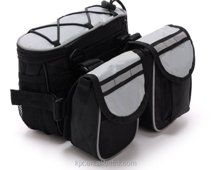 Cheap trendy style sports travel luggage bags for riding trip