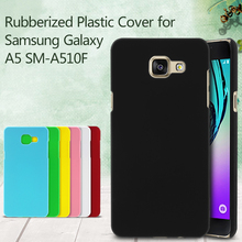 Rubberized Hard Case for Samsung Galaxy A5 2016 SM-A510F
